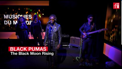 """Black Moon Rising"" par Black Pumas"