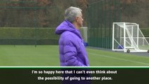 No club in the world could tempt me to leave Spurs - Mourinho