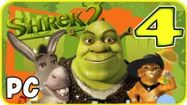 Shrek 2 Game Walkthrough Part 4 (PC) - No Commentary - In search for a potion