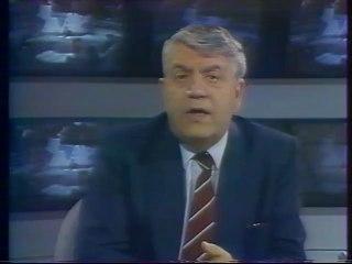 "TF1 - 7 Juin 1987 - Fin ""Sport Dimanche Soir"", pubs, teaser hebdo, speakerine, début JT Nuit"