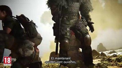 Ghost Recon Breakpoint -  Trailer du Raid 1 : Projet Titan