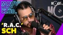 "SCH : ""R.A.C""  (Live @Mouv' Rap Club)"