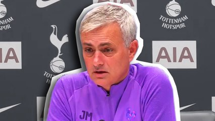 _I'm sad for him!_ Jose Mourinho sympathises as Unai Emery is sacked by Arsenal