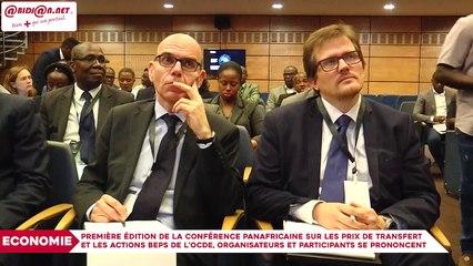 Première édition de la Conférence Panafricaine sur les Prix de transfert et les actions BEPS de l'OCDE, Organisateurs et participants se prononcent
