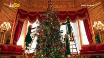 Queen of Christmas! Windsor Castle Has Been Decorated for the Holidays