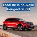 Notre avis sur la nouvelle Peugeot 2008