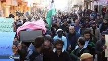 مظاهرات في محافظة درعا .. وتوتر وغضب شعبي تشهده المحافظة