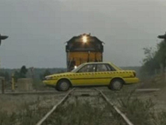 Train Crash Test