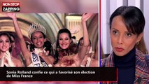 Sonia Rolland confie ce qui a favorisé son élection de Miss France (vidéo)