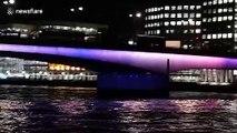Buses on London Bridge abandoned after terror incident