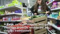 """A Paris, la vente """"anti-gaspi"""" casse les prix et économise la planète"""