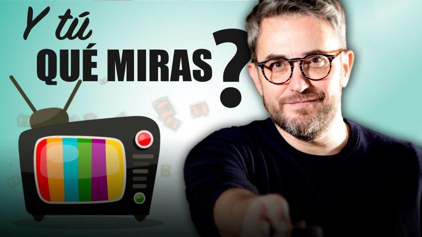 """""""Cuando dimití, llegué a mi casa  y lo primero que hice fue apagar la tele"""" Máximo Huerta en '¿Y tú qué miras?'"""