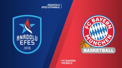 EuroLeague 2019-20 Highlights Regular Season Round 11 video: Efes 104-75 Bayern