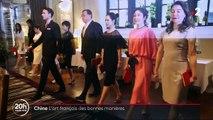 Chine : le savoir-faire français plébiscité