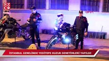 İstanbul'da 'Yeditepe Huzur' denetimi!