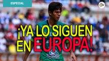 JJ Macías, en la mira de clubes de España, Portugal y Alemania