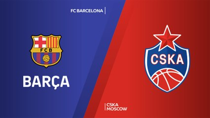 EuroLeague 2019-20 Highlights Regular Season Round 11 video: Barcelona 67-96 CSKA