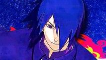 """NARUTO TO BORUTO SHINOBI STRIKER """"Sasuke Uchiha DLC"""" Bande Annonce"""