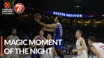 7DAYS Magic Moment of the Night: Shane Larkin, Anadolu Efes Istanbul