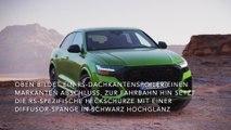 Der neue Audi RS Q8 Selbstbewusst - das Exterieur