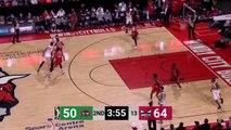 Kaiser Gates Posts 26 points & 16 rebounds vs. Windy City Bulls