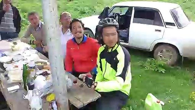 Bike touring from London to Bangkok