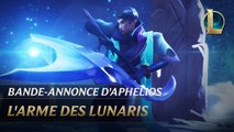 League of Legends - Bande-annonce d'Aphelios