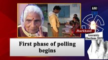 First phase of polling in Jharkhand begins