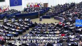 Could this be the end of the road for the €114m-a-year Brussels-to-Strasbourg caravan?