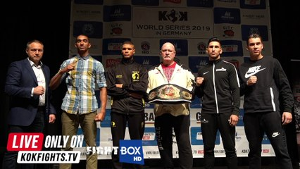 KOK'82 IN GERMANY  Press Conference ❗️