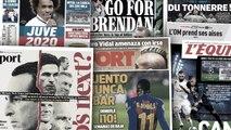 La nouvelle blessure d'Ousmane Dembélé fait trembler le Barca, la short list d'Arsenal pour remplacer Emery