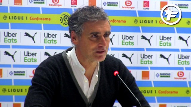 OM 2-1 Brest : La réaction de Dall'Oglio
