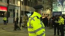 الشرطة البريطانية تكشف أن منفذ الاعتداء بالسكين في لندن مدان سابق