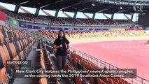 New Clark City all set for SEA Games 2019 showpiece