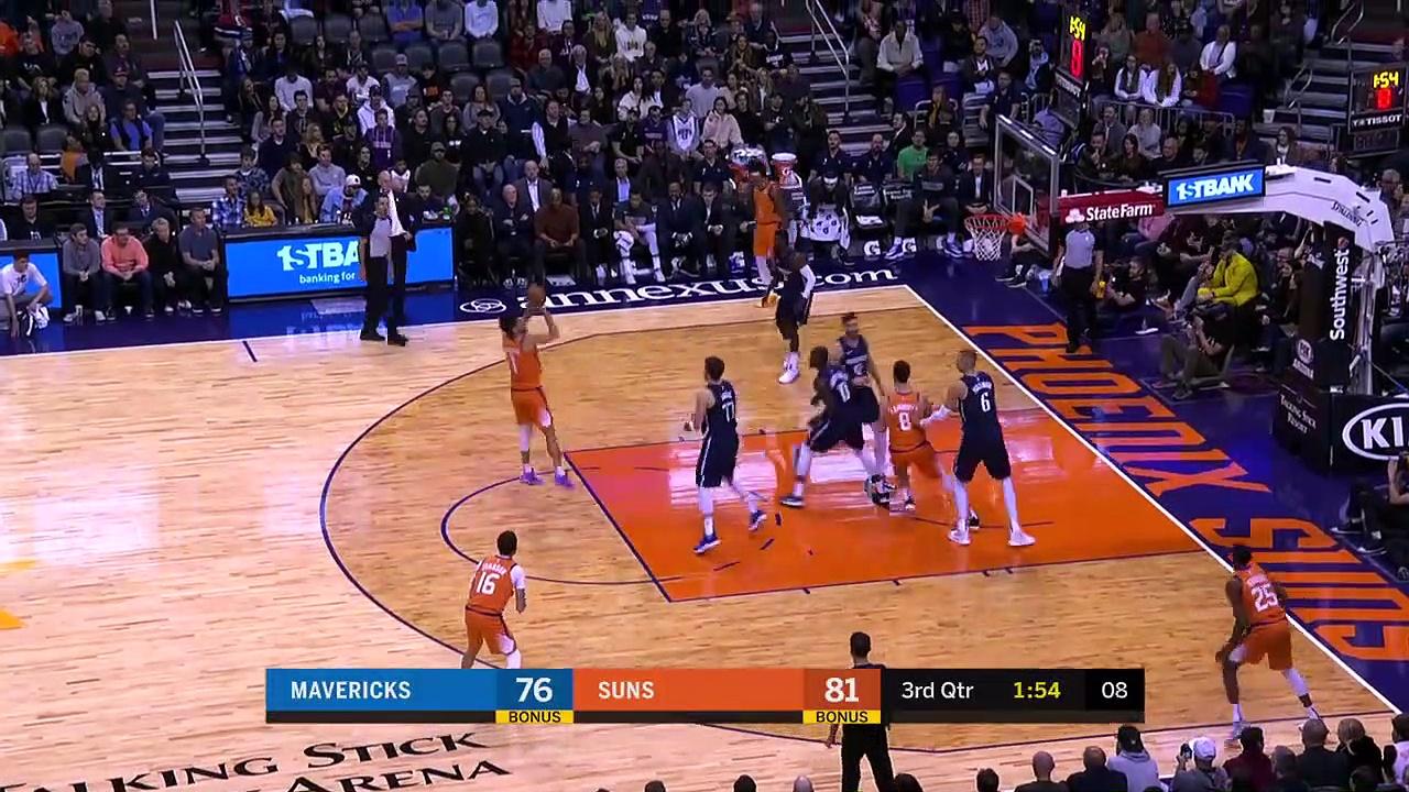 NBA'de Gecenin En Güzel 10 Oyunu | 29.11.2019