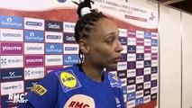 "Mondial féminin handball : ""Je ne comprends pas la tournure du match"" confesse Edwige"
