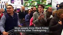 The true story behind the name 'Black Friday' is much darker than you may have thought