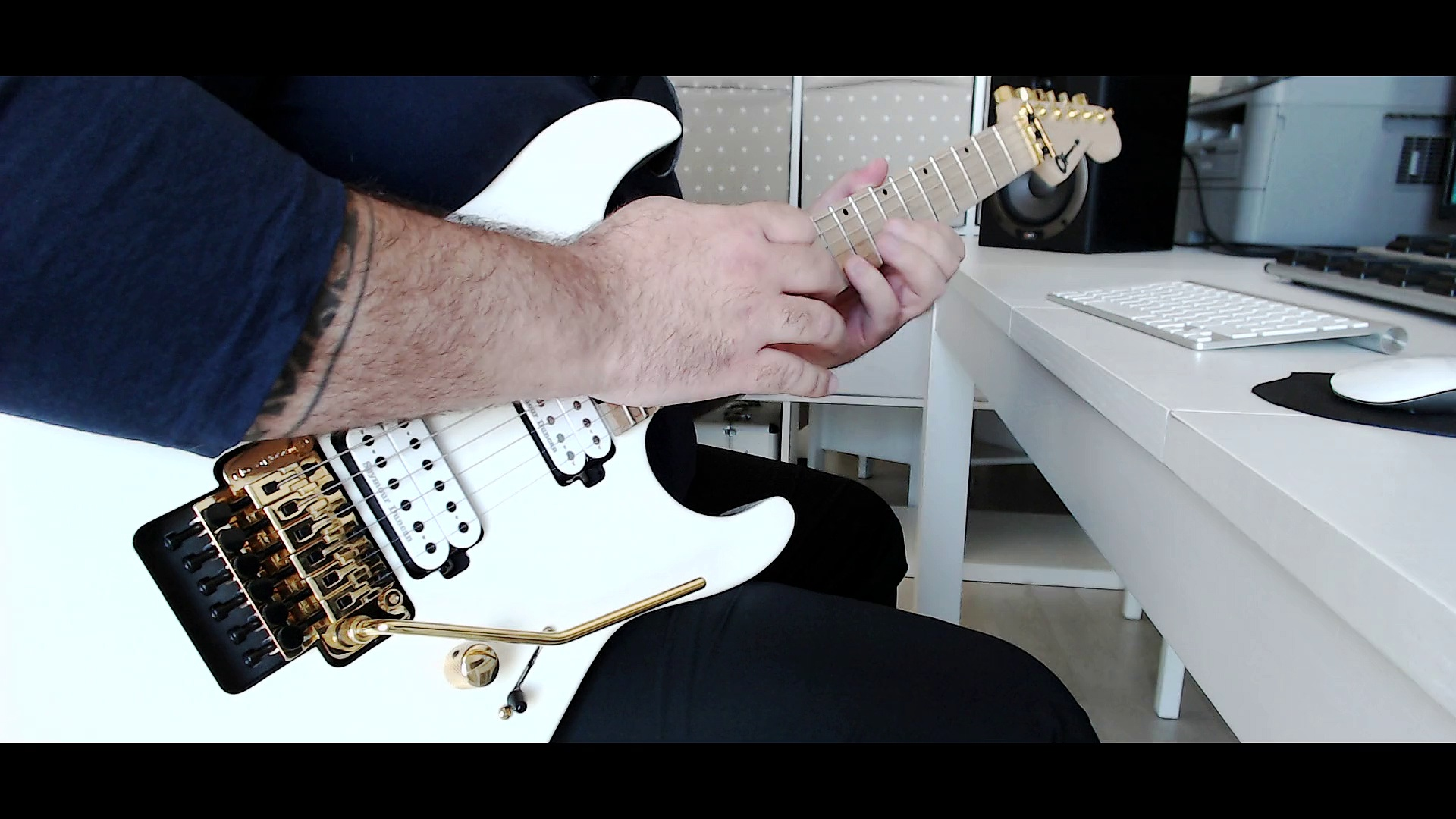 Crazy Train Solo By Aprende Guitarra