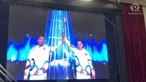 Pacquiao, Petecio light SEA Games 2019 cauldron