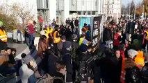 Environ 800 personnes rassemblées pour le climat à Strasbourg