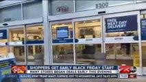 Black Friday bargain hunters