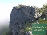Grande Roche Saint Michel 1780 m de Furon – Lans-en-Vercors