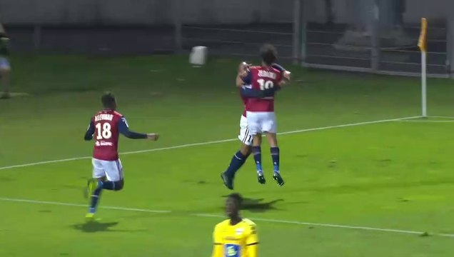 J16: Clemont - Niort (1-0)