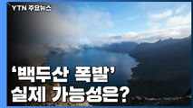 영화 속 '백두산 폭발'...실제 가능성은? / YTN
