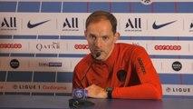 """15e j. - Tuchel : """"Monaco est très dangereux offensivement"""""""