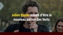 Julien Bayou assuré d'être le nouveau patron des Verts