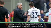 Davies is out but Tottenham have options - Mourinho