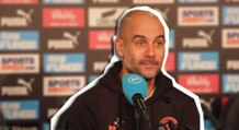 We Never Underestimated Newcastle | Frustrated Pep Annoyed At Journalists Questions