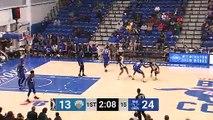 Amir Hinton (15 points) Highlights vs. Delaware Blue Coats