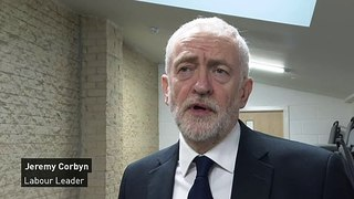Corbyn calls for a full investigation over attacker release